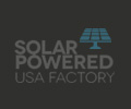 Solar Powered USA Factory
