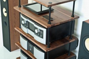 Archetype open architecture audio stands