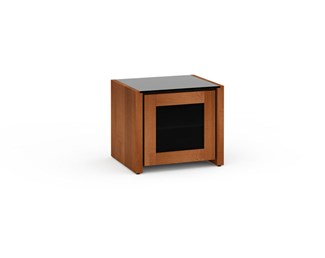 Corsica 217, Single-Width Audio Cabinet, American Cherry