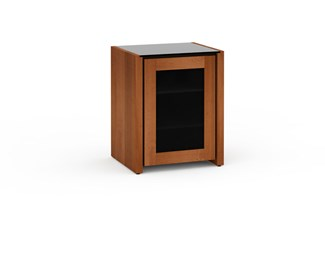 Corsica 317, Single-Width Audio Cabinet, American Cherry