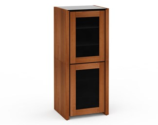 Corsica 617, Single-Width Audio Cabinet, American Cherry