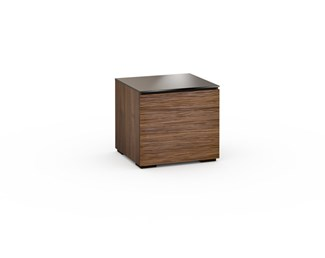 Denver 217, Subwoofer Enclosure, Textured Medium Walnut