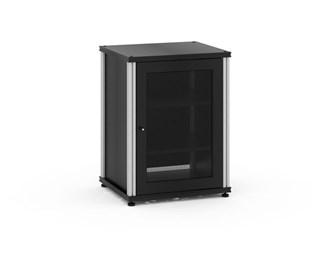 Synergy Single Box 303- Black with Aluminum Posts