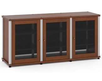 Synergy Single Box 337- Cherry with Aluminum Posts