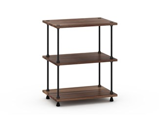 Archetype 3.0 Audio Stand, Walnut