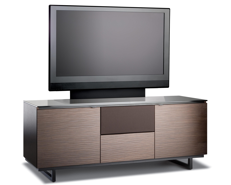 Chameleon Fx100 Tv Mount For Triple Width Cabinets Black
