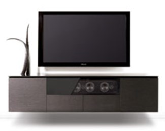 Chameleon Collection Speaker Integrated Cabinets