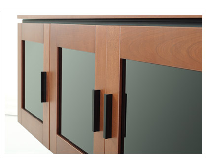 AV Cabinet Design | Custom Made AV Cabinets - Salamander Designs