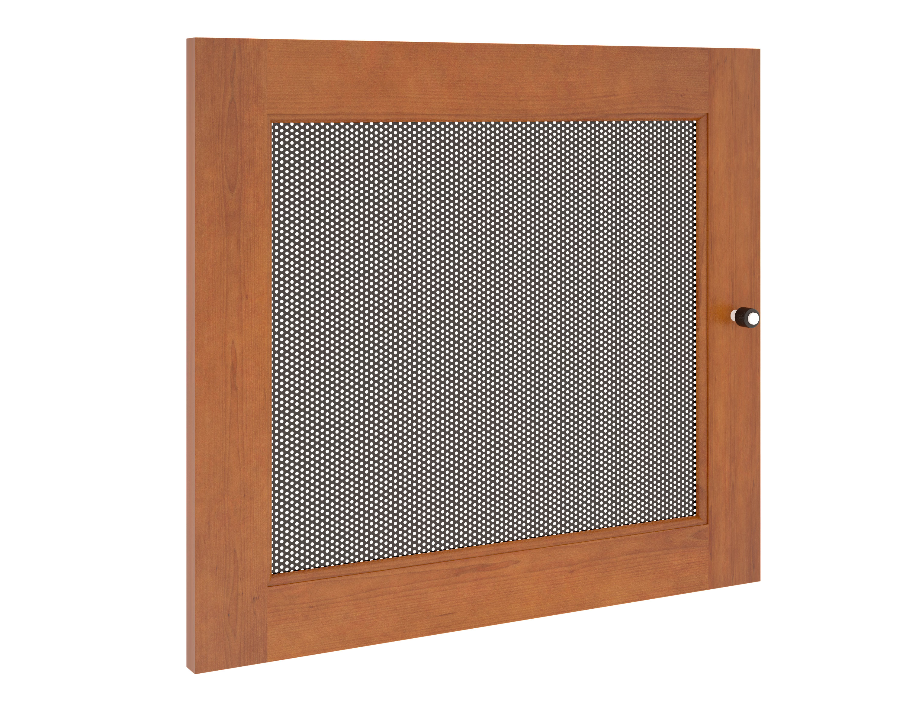 Perforated Metal Doors Amp Odl Array Light Control System