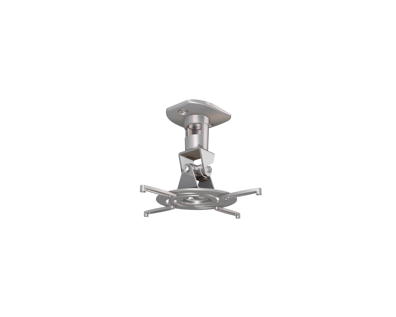 luna 200 projector mount silver