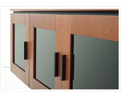 salamander: av cabinet design | custom made av cabinets