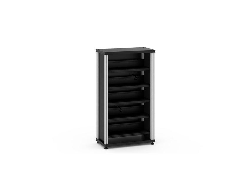 salamander media storage cabinets